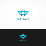 B3 Tech Logo - Entry #99