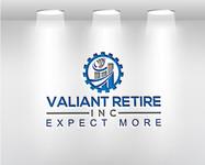 Valiant Retire Inc. Logo - Entry #177