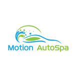 Motion AutoSpa Logo - Entry #169