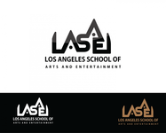 Los Angeles School of Arts and Entertainment Logo - Entry #25