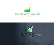 Green Wave Wealth Management Logo - Entry #265