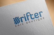 Drifter Chic Boutique Logo - Entry #154