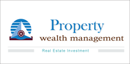 Property Wealth Management Logo - Entry #181