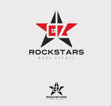 CZ Real Estate Rockstars Logo - Entry #74