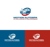 Motion AutoSpa Logo - Entry #208