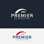 Premier Accounting Logo - Entry #398