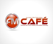 FM Cafe Logo - Entry #123
