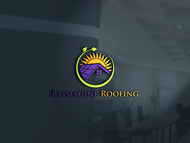 Reimagine Roofing Logo - Entry #222