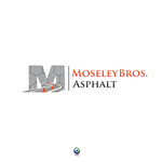 Moseley Bros. Asphalt Logo - Entry #60