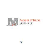 Moseley Bros. Asphalt Logo - Entry #60