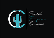 Twisted Turquoise Boutique Logo - Entry #197
