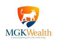 MGK Wealth Logo - Entry #481