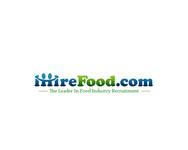 iHireFood.com Logo - Entry #9
