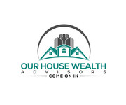 Our House Wealth Advisors Logo - Entry #60