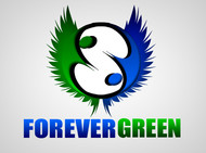 ForeverGreen Logo - Entry #92