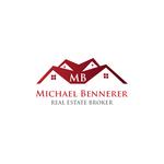 Michael Benner, Real Estate Broker Logo - Entry #33