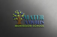 Mater Amoris Montessori School Logo - Entry #121