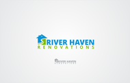 River Haven Renovations Logo - Entry #40