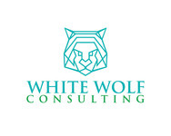 White Wolf Consulting (optional LLC) Logo - Entry #461