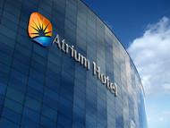 Atrium Hotel Logo - Entry #102