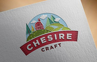 Cheshire Craft Logo - Entry #16