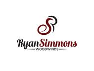 Woodwind repair business logo: R S Woodwinds, llc - Entry #26