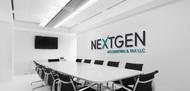 NextGen Accounting & Tax LLC Logo - Entry #315