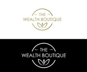 the wealth boutique Logo - Entry #100