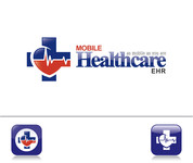 Mobile Healthcare EHR Logo - Entry #120
