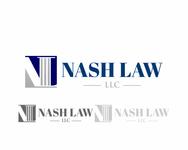 Nash Law LLC Logo - Entry #70