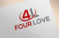 Four love Logo - Entry #101