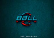 Ball Game Logo - Entry #219