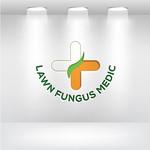 Lawn Fungus Medic Logo - Entry #107