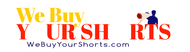 We Buy Your Shorts Logo - Entry #88