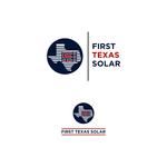 First Texas Solar Logo - Entry #80