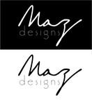 Maz Designs Logo - Entry #361