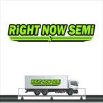 Right Now Semi Logo - Entry #88