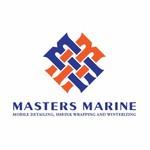 Masters Marine Logo - Entry #440