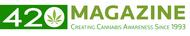 420 Magazine Logo Contest - Entry #61