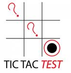 TicTacTest Logo - Entry #45