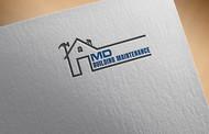 MD Building Maintenance Logo - Entry #71