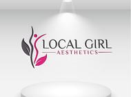 Local Girl Aesthetics Logo - Entry #171