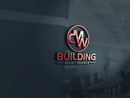 CMW Building Maintenance Logo - Entry #505