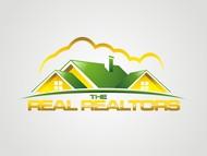 The Real Realtors Logo - Entry #81