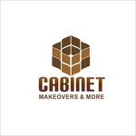 Cabinet Makeovers & More Logo - Entry #98