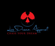 LiveDream Apparel Logo - Entry #95