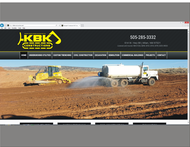 KBK constructions Logo - Entry #134