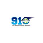 910 Auto Sales Logo - Entry #40