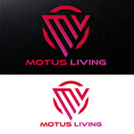 Motus Living Logo - Entry #148