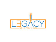 LEGACY RENOVATIONS Logo - Entry #100
